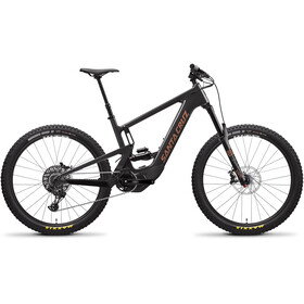 Santa Cruz Heckler CC R NX Eagle, blackout